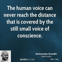 The human voice can 