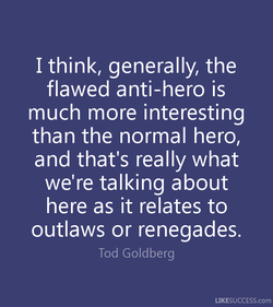 I think, generally, the 