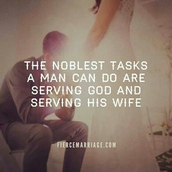 THE NOBLEST TASKS 