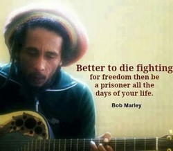 Better to die fighting