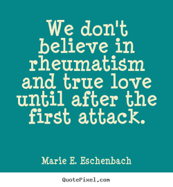 we don't 