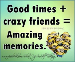 Good times + 