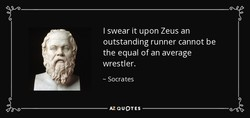 I swear it upon Zeus an 