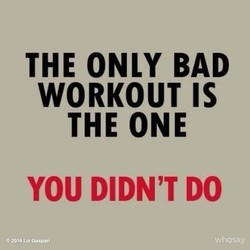 THE ONLY BAD 