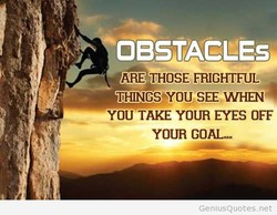 OBSTACL'Es 