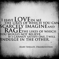 I HAVE LOVEIN ME 