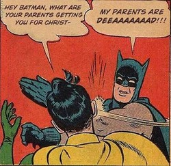 BATMAN, WHAT ARE 