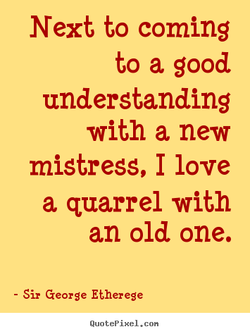 Next to coming 