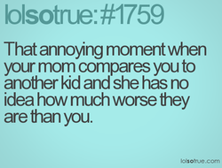 That annoying moment when 