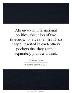 Alliance - m International 