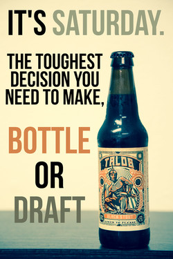 IT S SATURDAY. 