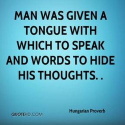 MAN WAS GIVEN A 