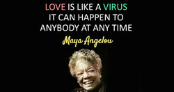 LOVE IS LIKE A VIRUS 