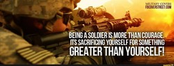 MILITARY COVERS 