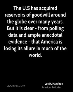 The U.S has acquired 