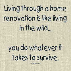 Living through d home 