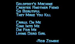 GOLDFOOT'5 MRCHINE 