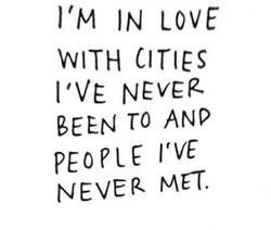 I'M JN LOVE 