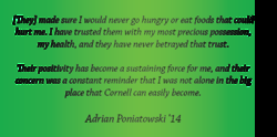 never go hangry or 