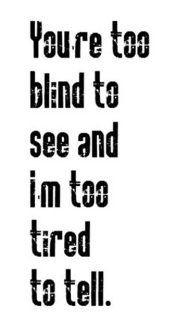 blind tc 