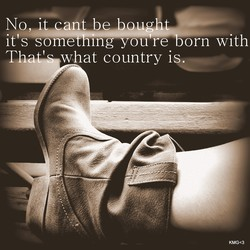 No, it-cant be—bought- 