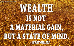 WEALTH 