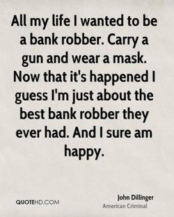 All my life I wanted to be 