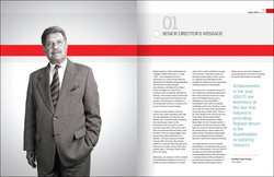 SENIOR DIRECTOR'S MESSAGE 