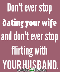 Don't ever stop 