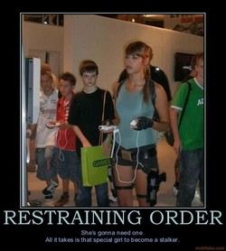 RESTRAINING ORDER 