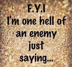 Itm one hell o 