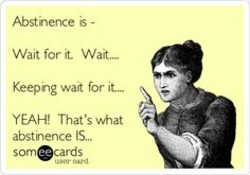 Absthence is - 