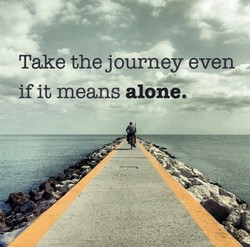 Take the journey even 