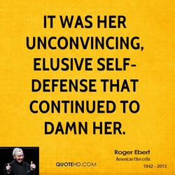 IT WAS HER 