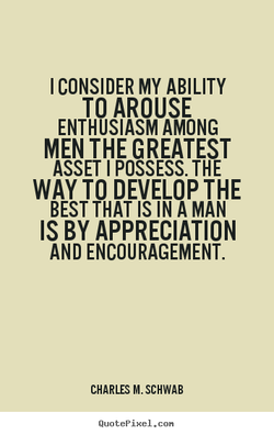 I CONSIDER MY ABILITY 