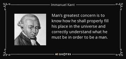 Immanuel Kant 