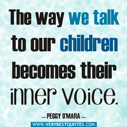 The way we talk 