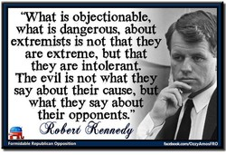 'What is objectionable, 
