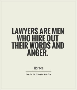 LAWYERS ARE MEN 