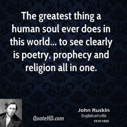 The greatest thing a 