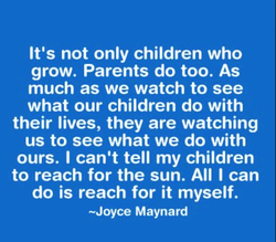 It's not only children who 