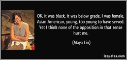0K, it was black, it was below grade, I was female, 