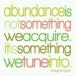 abundanceis 