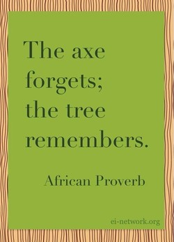 ( The axe 