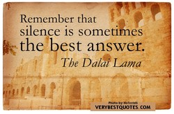Remember that 