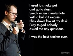 I used to smoke pot 
