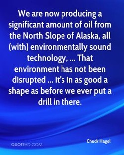 We are now producing a 