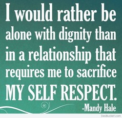 I would rather be 