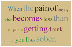 When the pain Ofstaying 