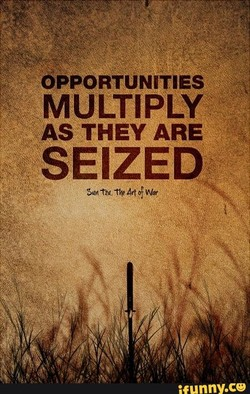OPPORTUNITIES 